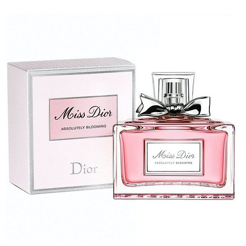 Miss Dior Absolutely Blooming Eau de Parfum 100 Ml