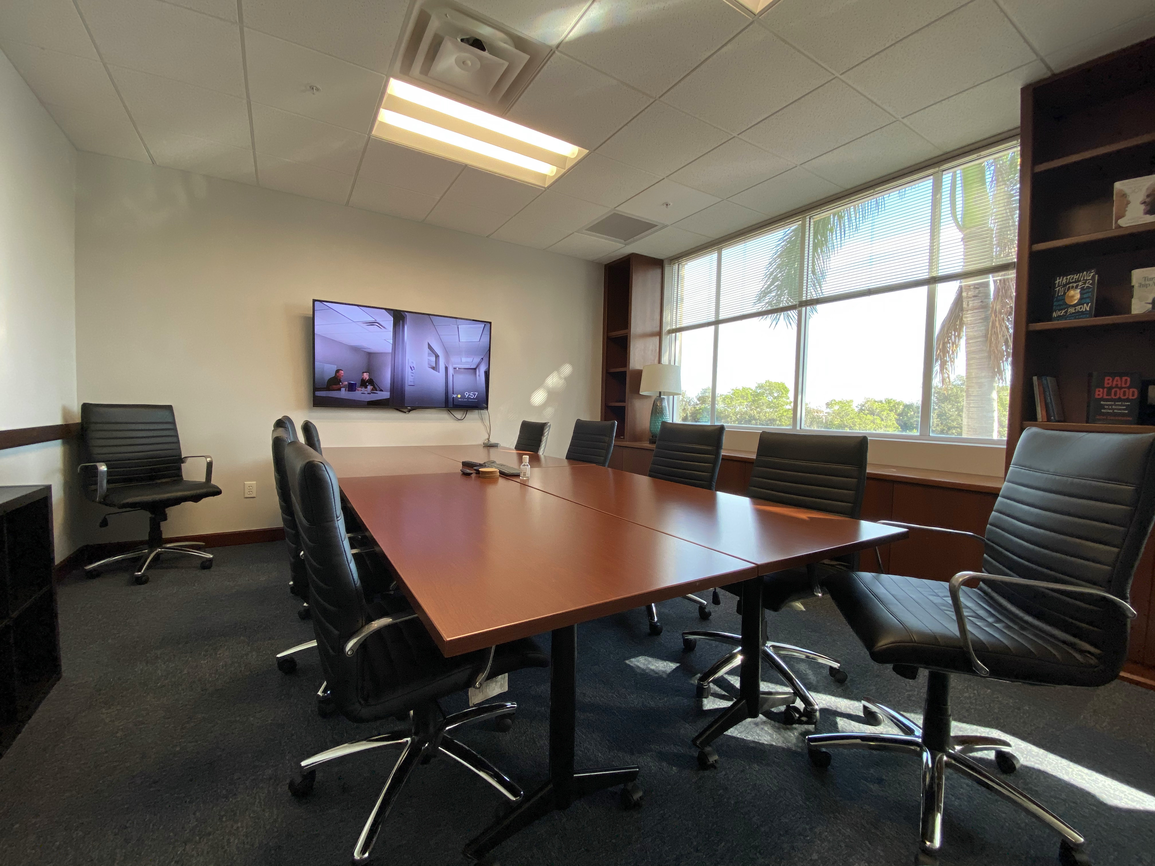 The Library Conference Room