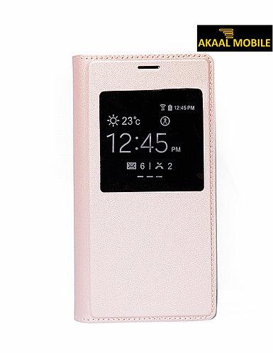 Flip Hülle für Samsung S5 in Rosa