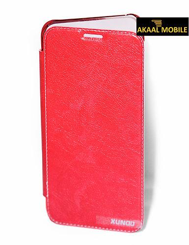 Xundd Flip Case Rot für Samsung S7