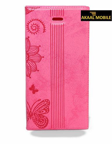 Flip Case mit Blumenmuster für iPhone 6/6s
