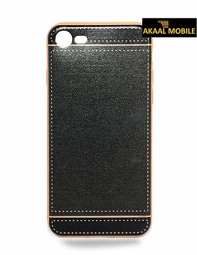 iPhone 7 Backcover Lederlook