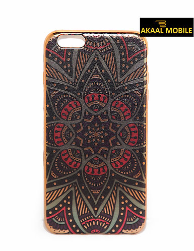 Backcover Gold mit Hindu Muster iPhone 6/6s
