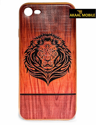 Lion Face Backcover iPhone 7