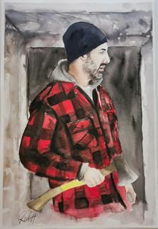 Portrait Bucheron