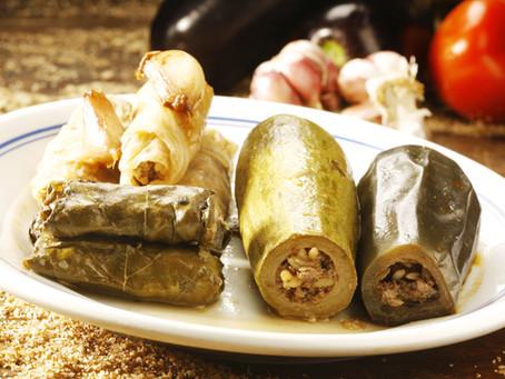 Aposte na comida árabe para manter a dieta