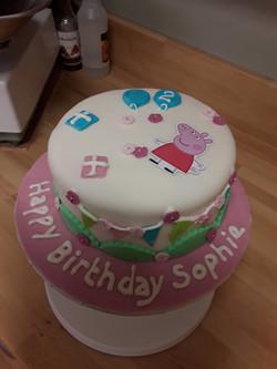 Chocolte Celebration cake