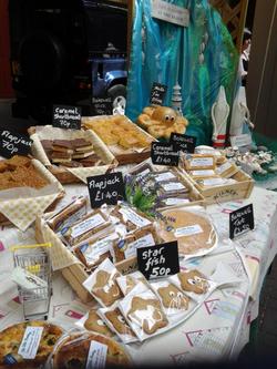 Sea Food Sunday Stall