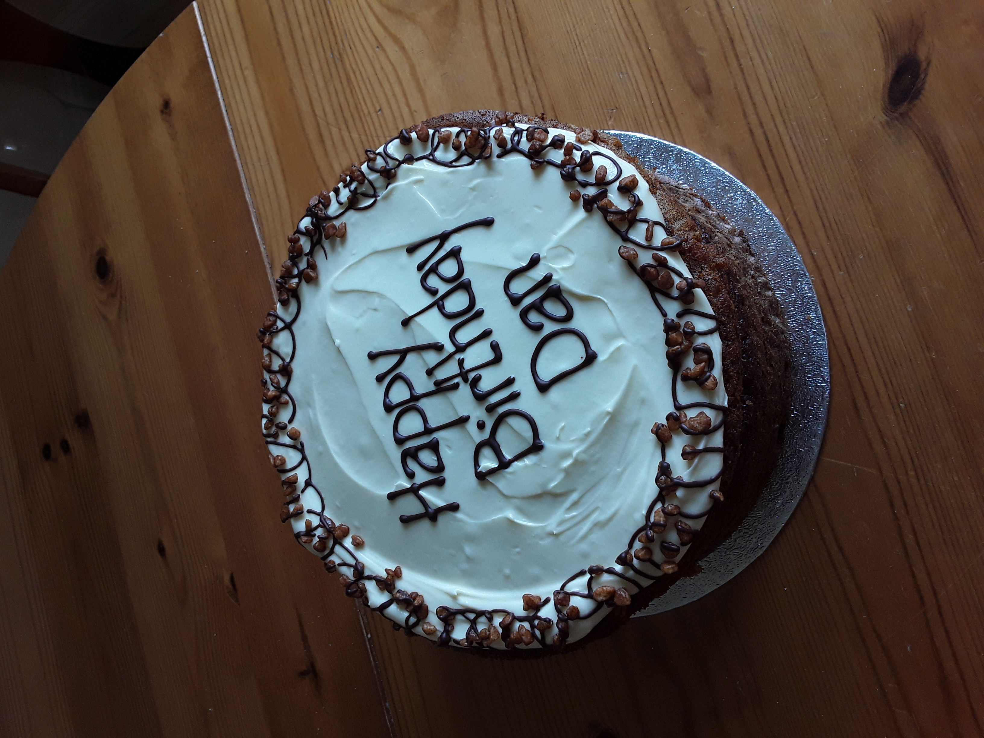 Carrot Celebration Cake