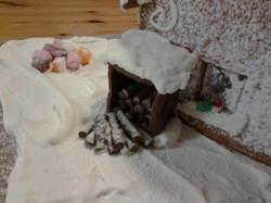 Gingerbreadhouse Woolsery School Xmas Fayre 2017