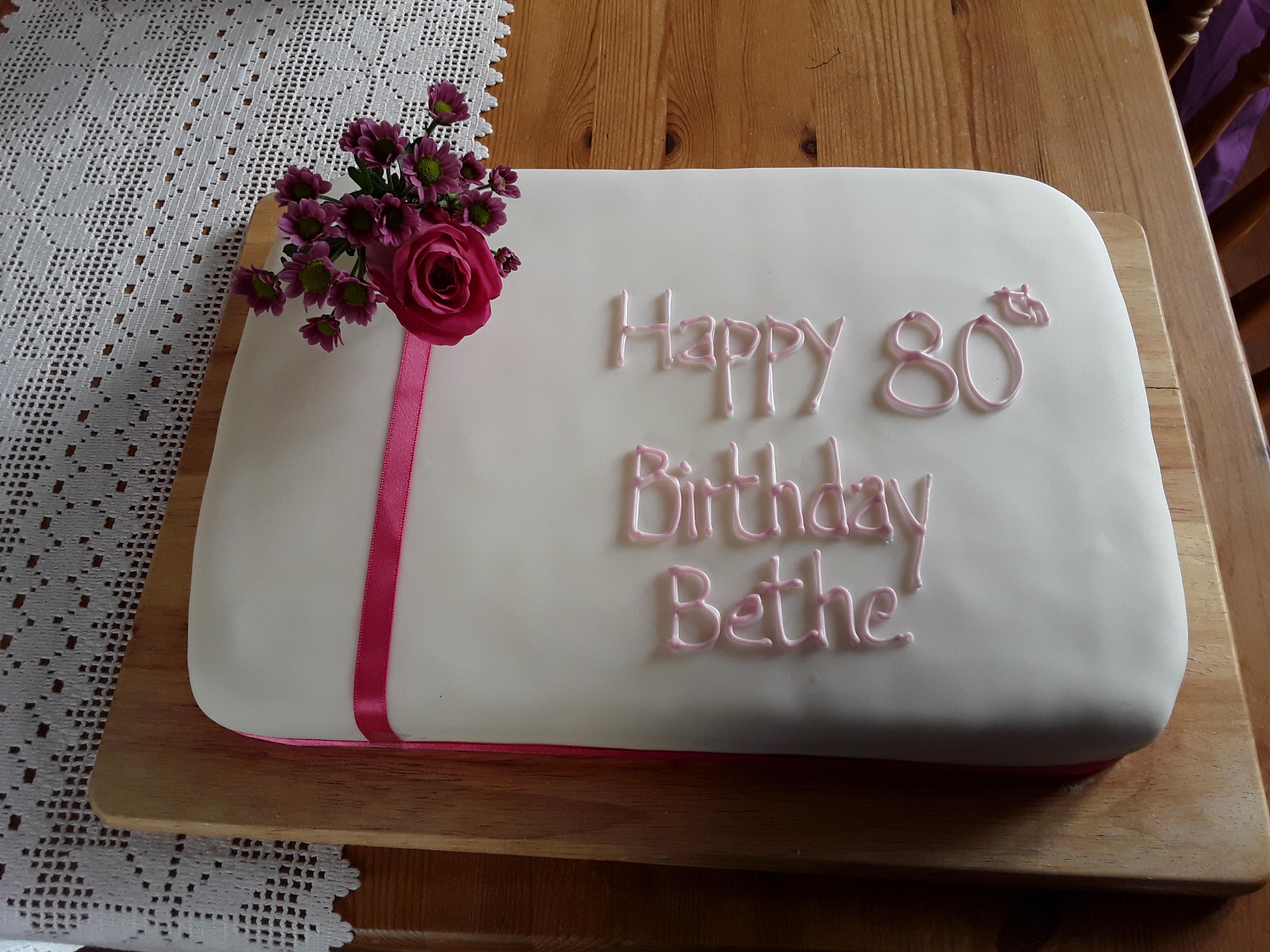Celebration Cake