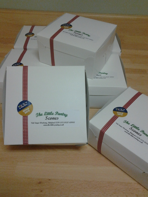 Cream Tea Gift Boxes