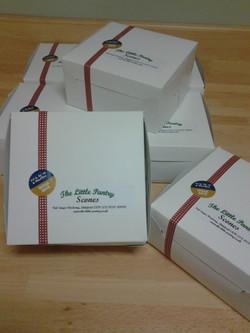 Cream Tea Gift Boxes