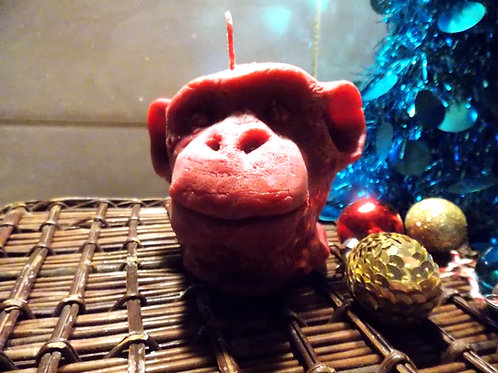 Scented Monkey Candles