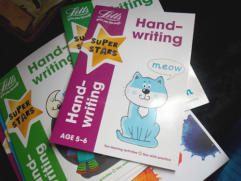 Hand - writing age 5-6