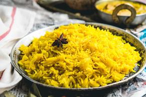 אורז בסמטי צהוב