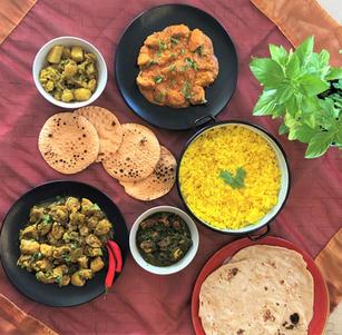 ארוחה הודית
