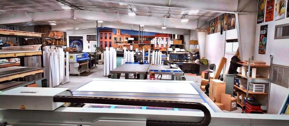 Graphic Village Acquires Munci-Based T-Max Graphics