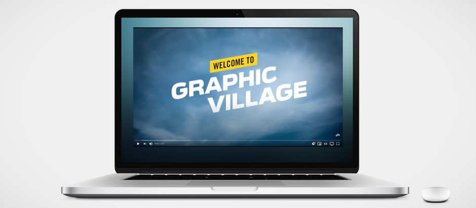 Graphic Village Launches New Capabilities Video