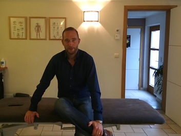 Raets Pierre-Yves Kinésithérapeute