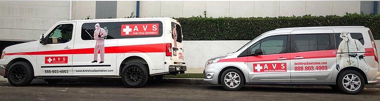 Sanitation Van