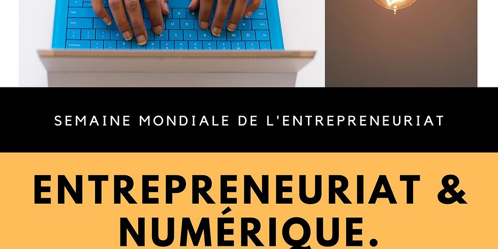 L'entrepreneuriat & le numérique