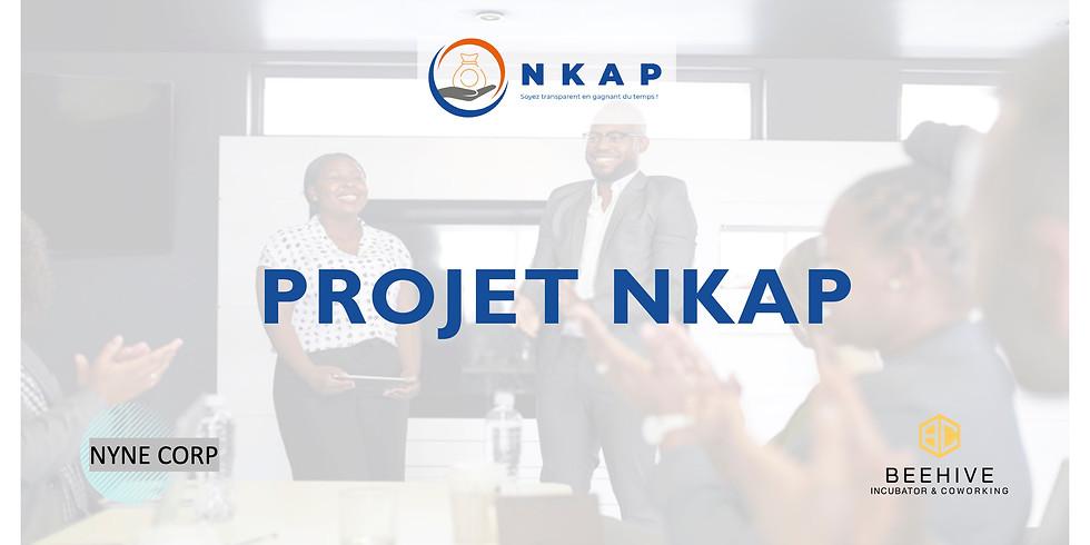 Soirée de présentation • Projet NKAP