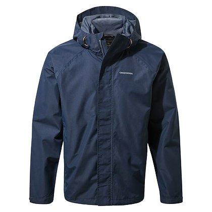 Navy Waterproof Coat