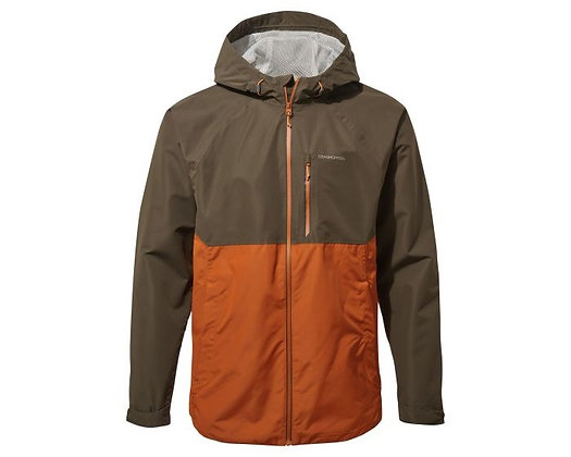 Waterproof Jacket - Woodland Green