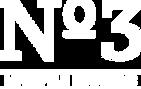 white No.3 Logo.png