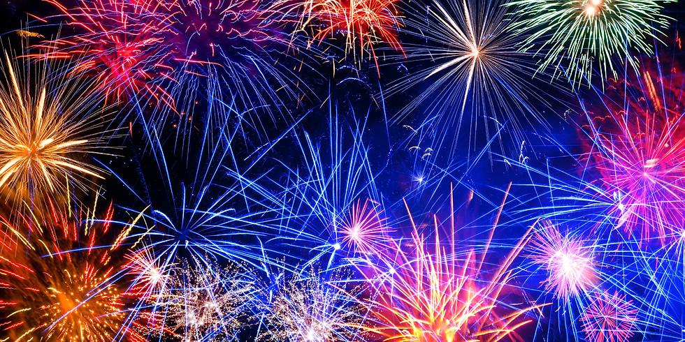 HAHFA Fireworks Fundraiser