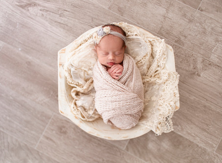 Lifestyle Newborn Session | Miami Newborn Session