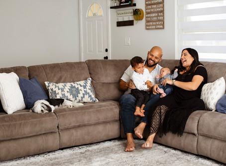 Lifestyle Family Session | Miami Family Photographer