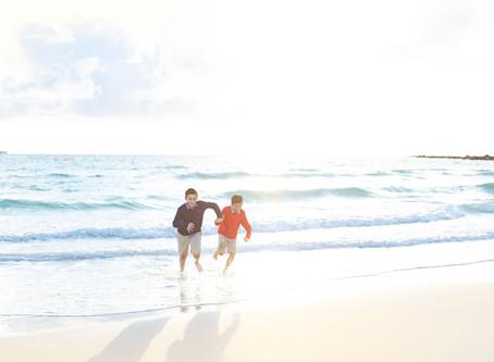 Family Beach Session | South Beach Family Photographer
