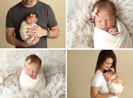 Baby Etta's Newborn Session | Miami Newborn Photographer