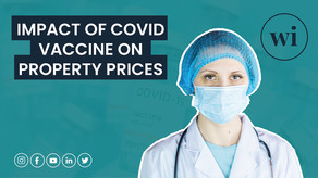 How a COVID Vaccine Impacts Property Prices