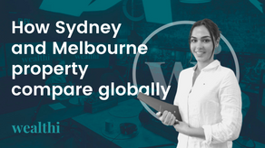Getting 'bang for your buck' in global cities Sydney and Melbourne