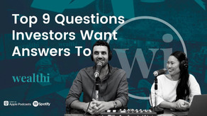 #81 Top 9 Questions Investors Want Answered