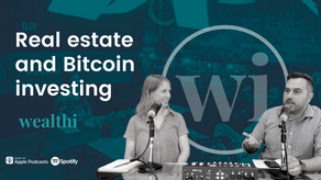 #70 Relationship between Bitcoin and real estate investing
