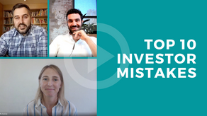 #43 Top 10 investor mistakes