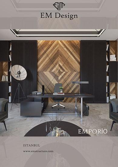 Emporio Makam Masası