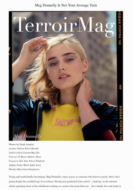 Meg Donnelly Is Not Your Average Teen