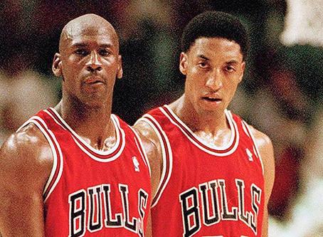 The Last Dance Diary Part I and II: Documenting ESPN's Michael Jordan Documentary