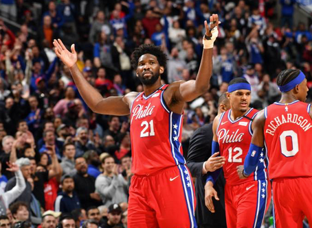 Joel Embiid's Relationship with the Philadelphia 76ers is Modern Romance in a Nutshell