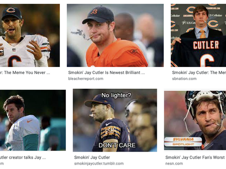 The Hopeless Diary of a Chicago Bears Fan