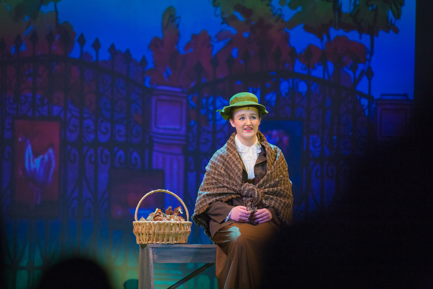 Mary Poppins at Theatre of the Republic