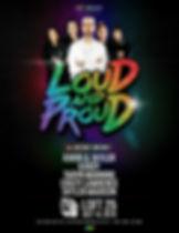Loud & Proud - Jolt N Joes (Loft 25) - M