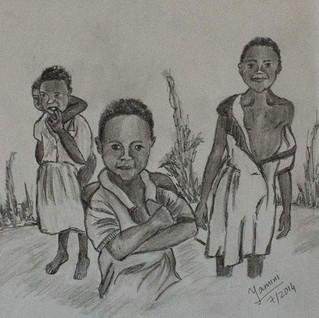 Totos (Kids) in Tororo Uganda