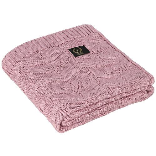LEAVES openwork blanket - Yosoy