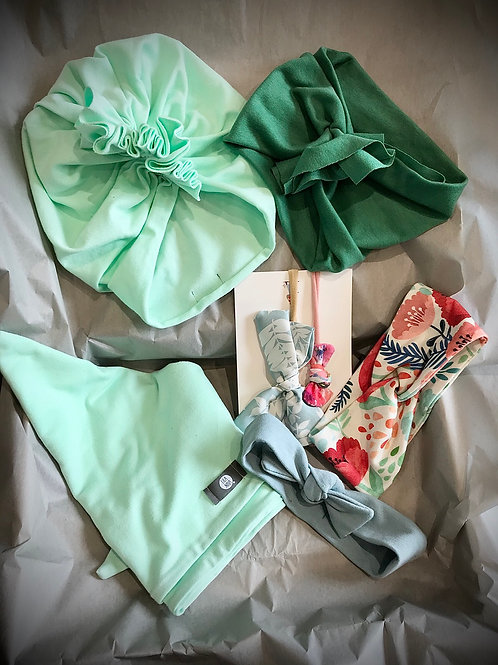 Girl  set 18 - 24 months (Green)